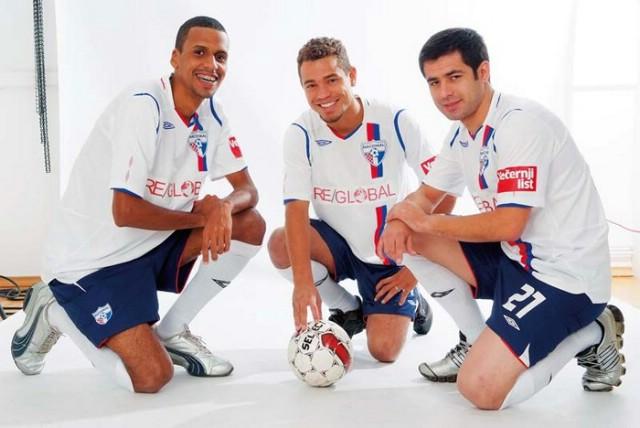 Kakin i Ronaldinhov prijatelj Williams Oliveira do Nascimento Vassoura s Nacionalom u srijedu nastupa u Labinu?