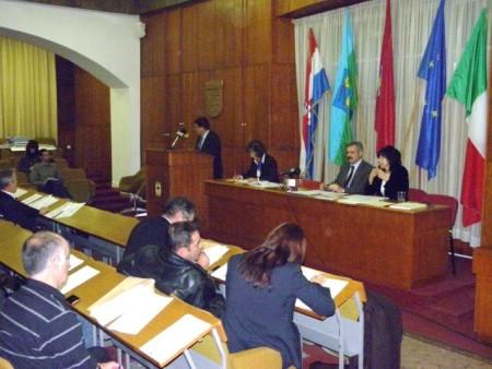 Službeno izvješće sa 14. redovne sjednice Gradskog vijeća Grada Labina