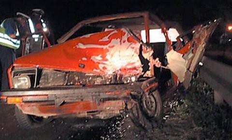 Kršan: Autobusom pomeo ''yugo'', vozačica teško ozlijeđena