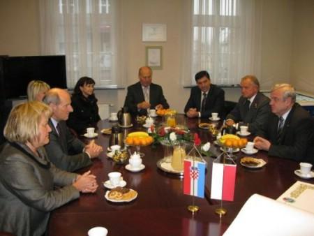 Gradonačelnik posjetio poljski grad Rybnik