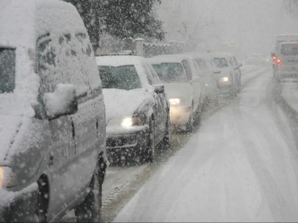 Diljem zemlje kaos u prometu, istarski ipsilon zatvoren za promet - na put samo u nuždi