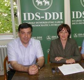 Priopćenje za javnost Gradske podružnice IDS-a u povodu prekida 15. Redovne sjednice Gradskog vijeća Grada Labina