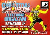 Labin Christmas Rock Festival 6 @ KuC Lamparna Labin 25. 12. 2010.
