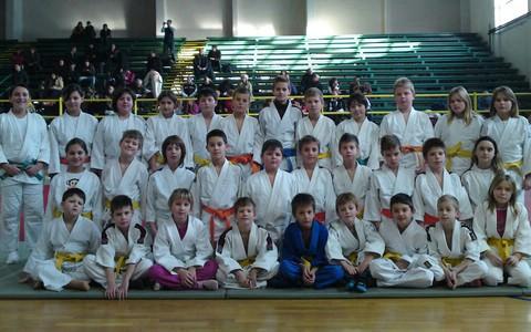 Labinjani sačuvali drugu oziciju na Međužupanijskom judo kupu - ippon 2010