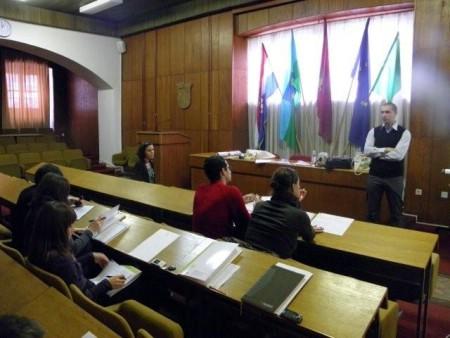Prezentacija programa Agencije za mobilnost i programa Europske unije