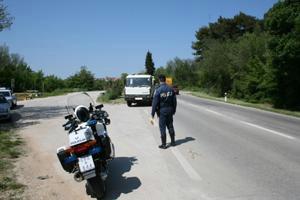 Na Tunelu Učka provedena akcija nadzora teretnih vozila i autobusa - nadzor će se vršiti i dalje