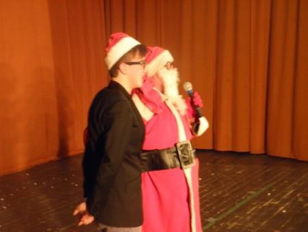 Labin: Stigao Djed Mraz