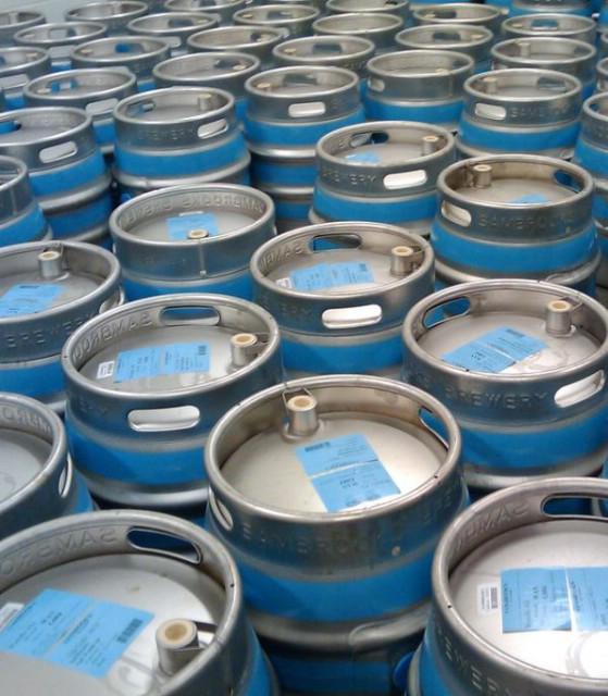 Dubrova: ukrao šest pivskih bačvi