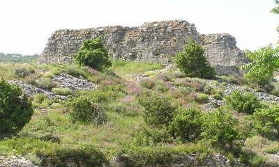 Urušila se kula u starom Rasklju s najljepšim vidikovcem u Istri - na Raški zaljev