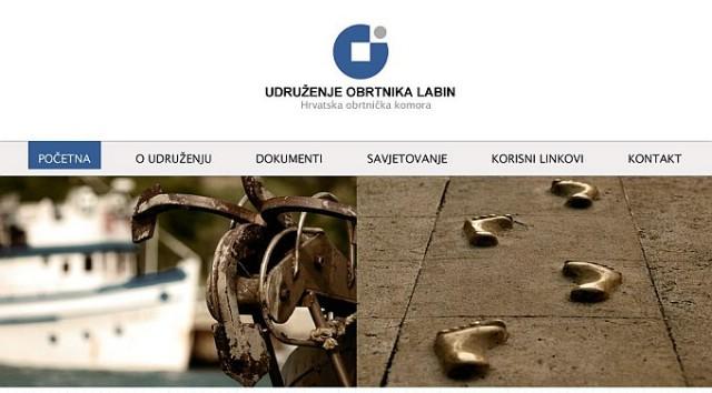 Udruženje obrtnika Labin s proračunom od 528.500,00 kuna i novom web stranicom