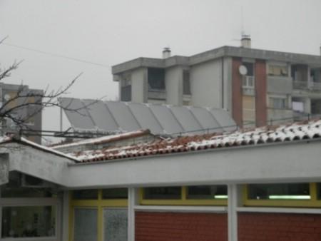"""Instalirani solarni kolektori na Dječjem vrtiću """"Pjerina Verbanac"""""""