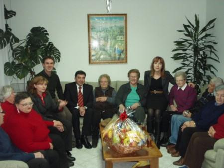 Božićno veselje u Dnevnom centru Marcilnica