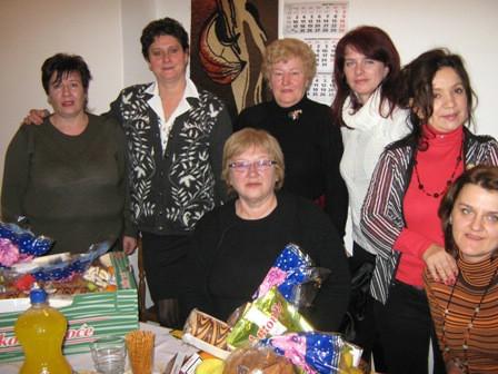 """Članice Zajednice žena """"Katarina Zrinski"""" posjetile Dom u Nedešćini"""