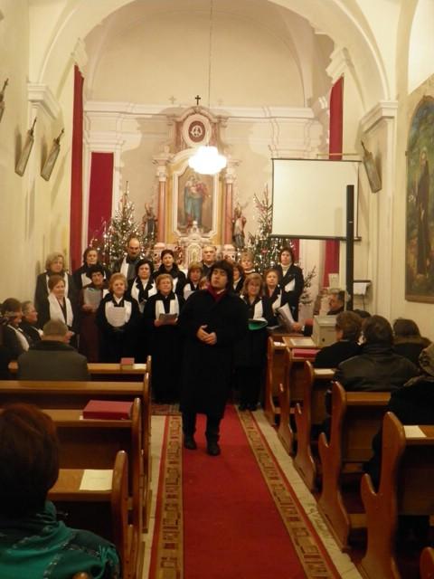 Božićno-novogodišnji koncert u Kršanu