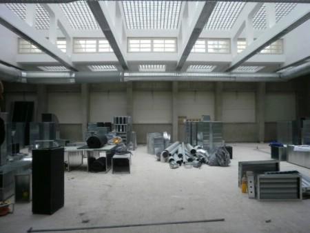 Prostor nove Gradske knjižnice trebao bi biti gotov početkom ožujka