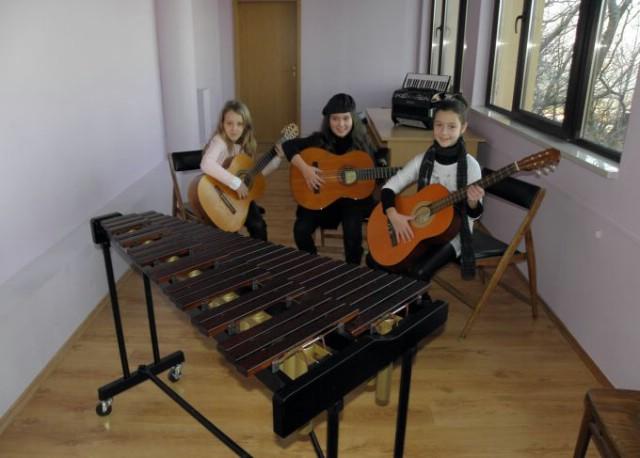 Osnovna glazbena škola Matka Brajše Rašana pri Pučkom otvorenom učilištu u novom ruhu u 2011. godinu