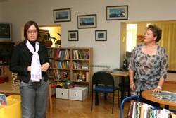 Otvorenje izložbe Ive Ciceran