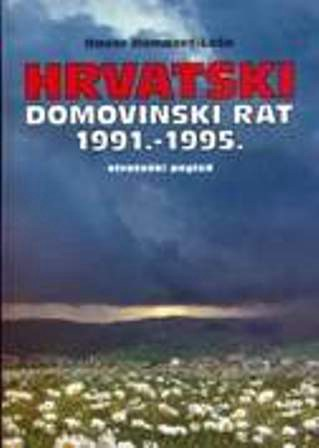 """U petak promocija knjige """"Hrvatski domovinski rat 1991.-1995., Strateški pogled"""" Davora Domazeta Loše"""