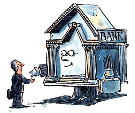 Banka za banku