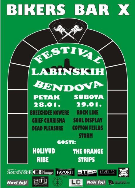 Festival labinskih bendova - predstavljanje labinske scene
