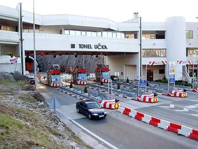 Kroz tunel Učka 2,8 milijuna vozila