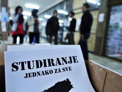 Novi zakon: Studenti na upisima bez školarina, studiranje u rokovima besplatno