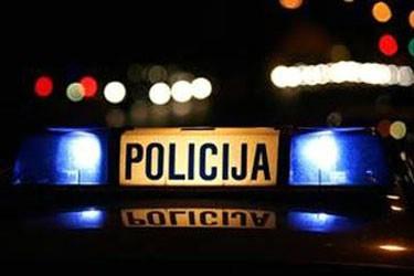 Mladić iz Potpićna pijan preko pune crte bježao policiji