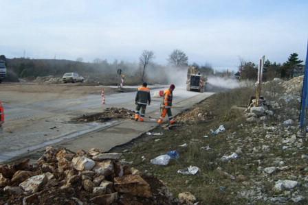 Zgotovljena I. faza radova na odvodnji kod Plodina
