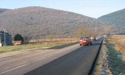 Obavijest (I. faza radova): iz Barbana do Pule zaobilazno do 1. ožujka (Zatvorena cesta Barban - skretanje za Hrboke)