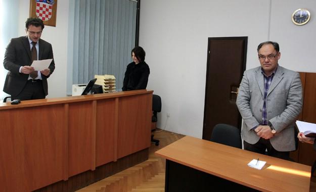 Sudac Materljan: Kajin ne mora odgovarati za mišljenja izrečena za saborskom govornicom