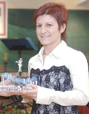 Baraba Belušić nominirana za sportašicu Istre 2007.
