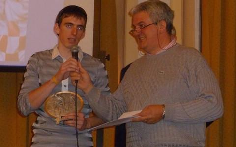 Luka Grubić proglašen najboljim biciklistom Hrvatske u kategoriji do 23 godine