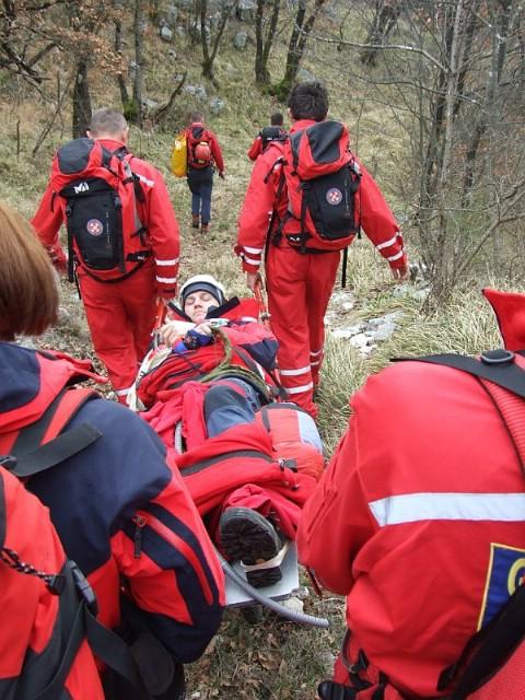 Deset godina Gorske službe spašavanja Istre