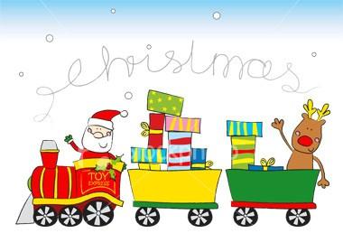 Djed Mraz ekspres