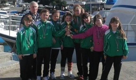 Labinske minirukometašice brončane na  Međunarodnom turniru u Rijeci