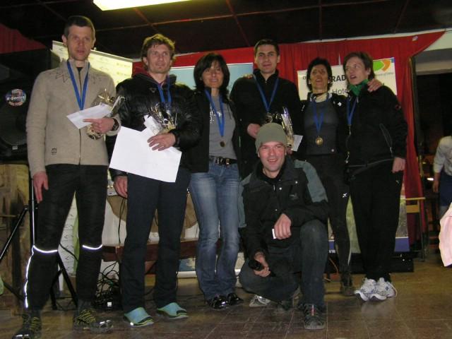 Čak 30-tak predstavnika SRK Albe na Brtonigla Adventure Trek, Ivan Stanić i Senka Senković iznimno uspješni
