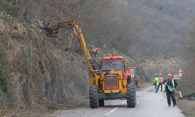 Zatvaranje ceste Most Raša - Barban: Tko će radnicima platiti duplu kilometražu?