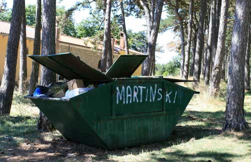 Obavijest o proljetnom prikupljanju krupnog otpada