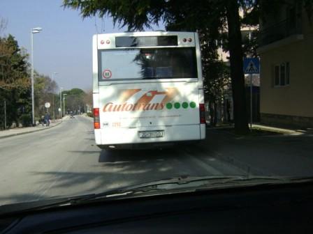 Rekonstrukcija državne ceste D66 poremetila vozni red autobusa