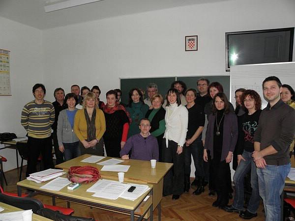 Labin domaćin 1. Trožupanijskog stručnog vijeća učitelja solfeggia i teorije glazbe