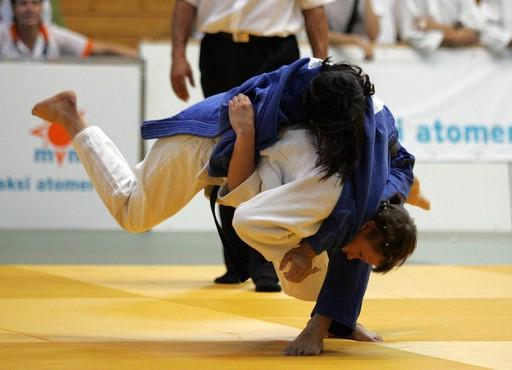 20. Međunarodni judo kup - Samobor 2011. - Ana Ivaković zlatna