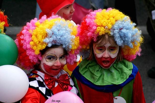 Šarenilo maski ovog vikenda u Labinu