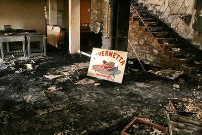 Kradljivac struje nehotice zapalio Tavernettu