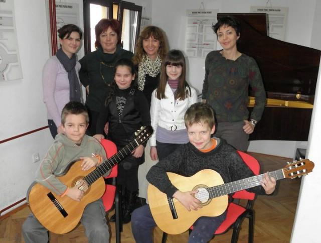 Učenici labinske glazbene škole sudjelovali na 49. hrvatskom natjecanju učenika u Zadru i Drnišu
