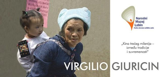 """Izložba fotografija Virgilia Giuricina """"Kina trećeg milenija – između tradicije i suvremenosti"""""""