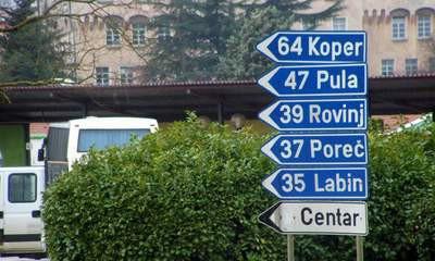 Nestajanje javnog prijevoza: Iz Pazina u Labin? Ne može!