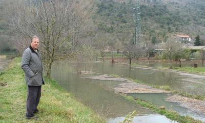 Poplavljena polja u Raškoj dolini