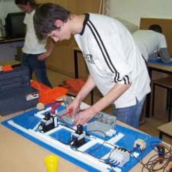 Državno natjecanje elektromehaničara u Srednjoj školi Mate Blažine