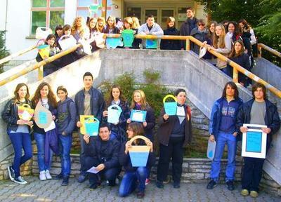 Obilježen Svjetski dan voda u labinskoj srednjoj školi