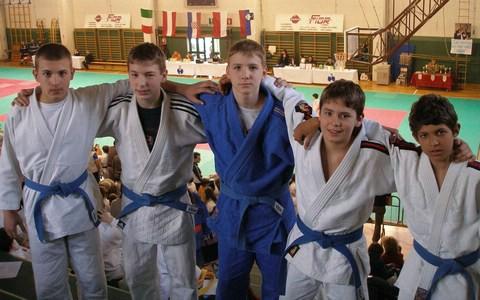 Štucinu zlato, Alićajiću bronca na 16. Judo Kupu - Maksimir 2011.